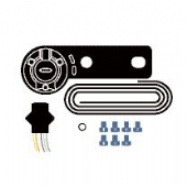 RCT100 12N socket assembly Kit (c/w audible Relay)